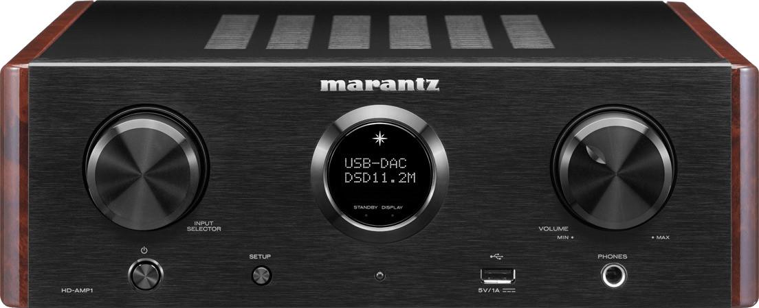 Image of Marantz HD-AMP1 black