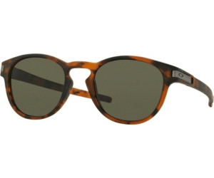 Oakley Herren Sonnenbrille »LATCH OO9265«, schwarz, 926506 - schwarz/blau