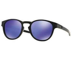 cffe25804 Oakley Latch OO9265-06 (matte black/violet iridium) ab 81,71 ...