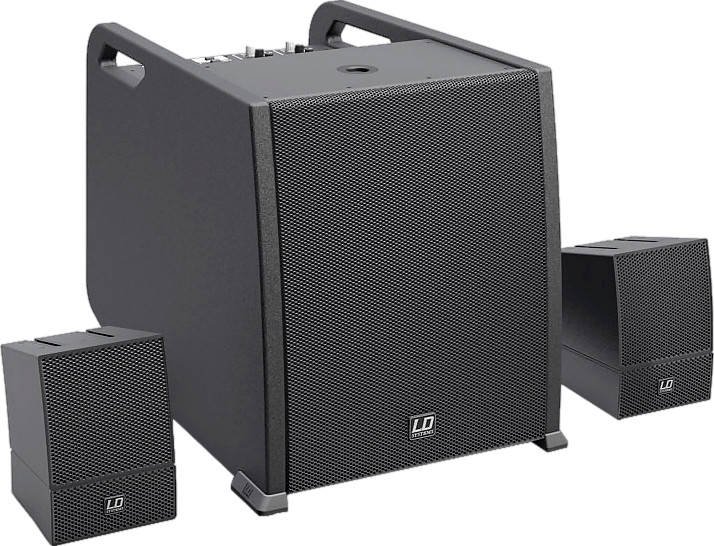 Image of LD Systems Curv 500 AVS (black)
