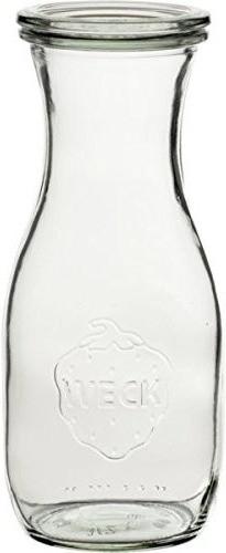 Weck Saftflasche 500 ml (4 Stk.)