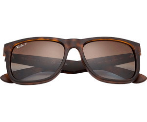 d71838bc90 Buy Ray-Ban Justin RB4165 865 T5 (havana polar brown gradient) from ...