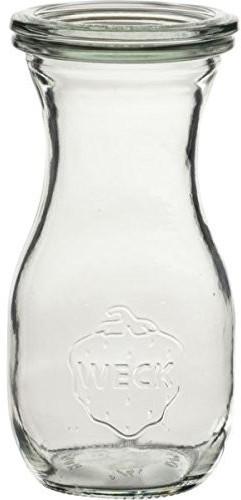 Weck Saftflasche 250 ml (4 Stk.)