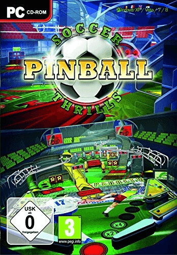 Soccer Pinball Thrills (PC)