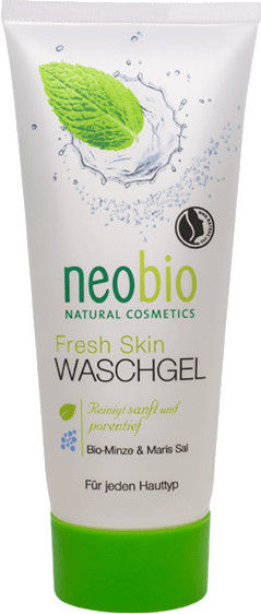 Neobio Fresh Skin Waschgel (100ml)