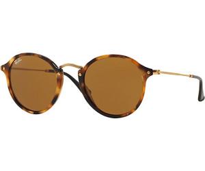 RAY BAN RAY-BAN Sonnenbrille »Round/classic RB2447«, braun, 1160 - braun/braun