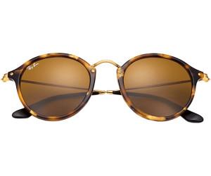 4fd3158dff Buy Ray-Ban Round Fleck RB2447-1160 (havana-gold brown classic B-15 ...