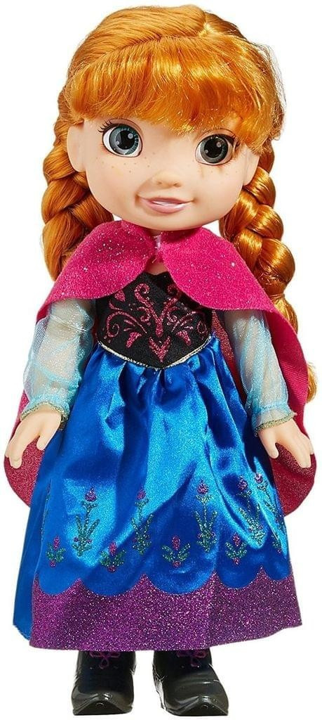 Jakks Pacific Disney Frozen Anna mit Wintercape (86867)