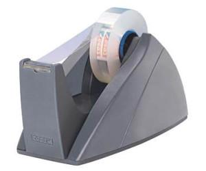 Tesa Easy Cut Tischabroller grau