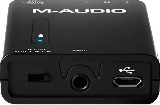 Image of M-Audio Bass Traveler