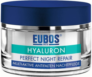 eubos hyaluron perfect night repair creme 50ml ab 20 59. Black Bedroom Furniture Sets. Home Design Ideas