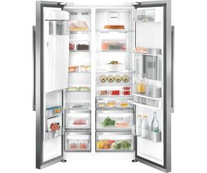 Grundig Kühlschrank Side By Side : Grundig gsbs ab u ac preisvergleich bei idealo