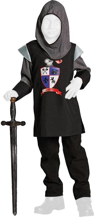 Rubie´s Schwarzer Ritter Kinderkostüm (12922)