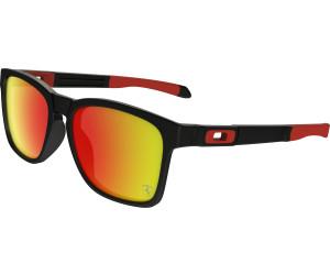 Oakley Sonnenbrille Catalyst Polished Black/Black Iridium Brillenfassung - Lifestylebrillen ENJa6u,