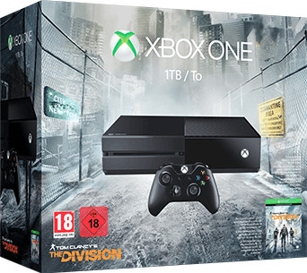Microsoft Xbox One 1TB + Tom Clancy´s The Division