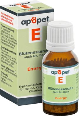 Orthim apopet E Energy Blütenessenzen nach Dr. ...