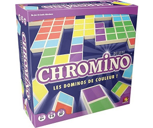 Image of Asmodée Chromino Deluxe