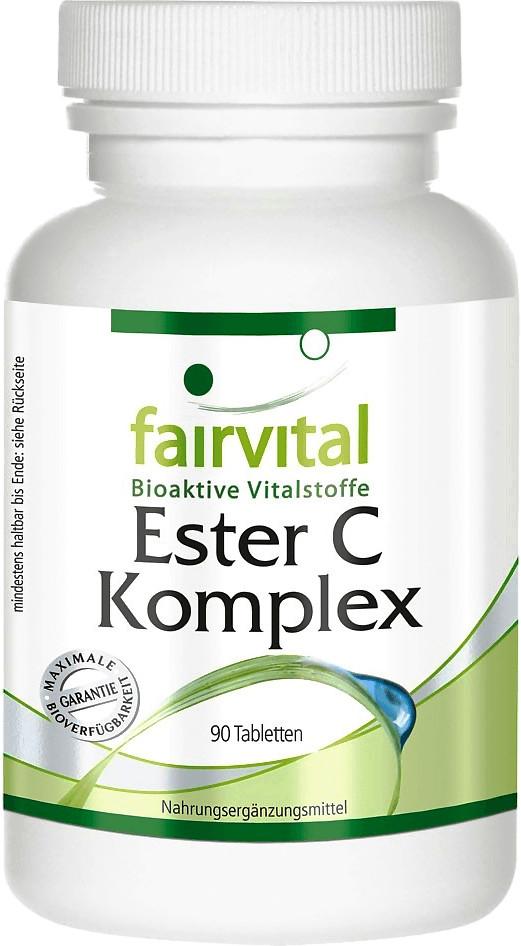 Fairvital Ester C Komplex Tabletten (90 Stk.)