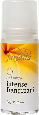 Farfalla Intense Frangipani Roll On (50ml)