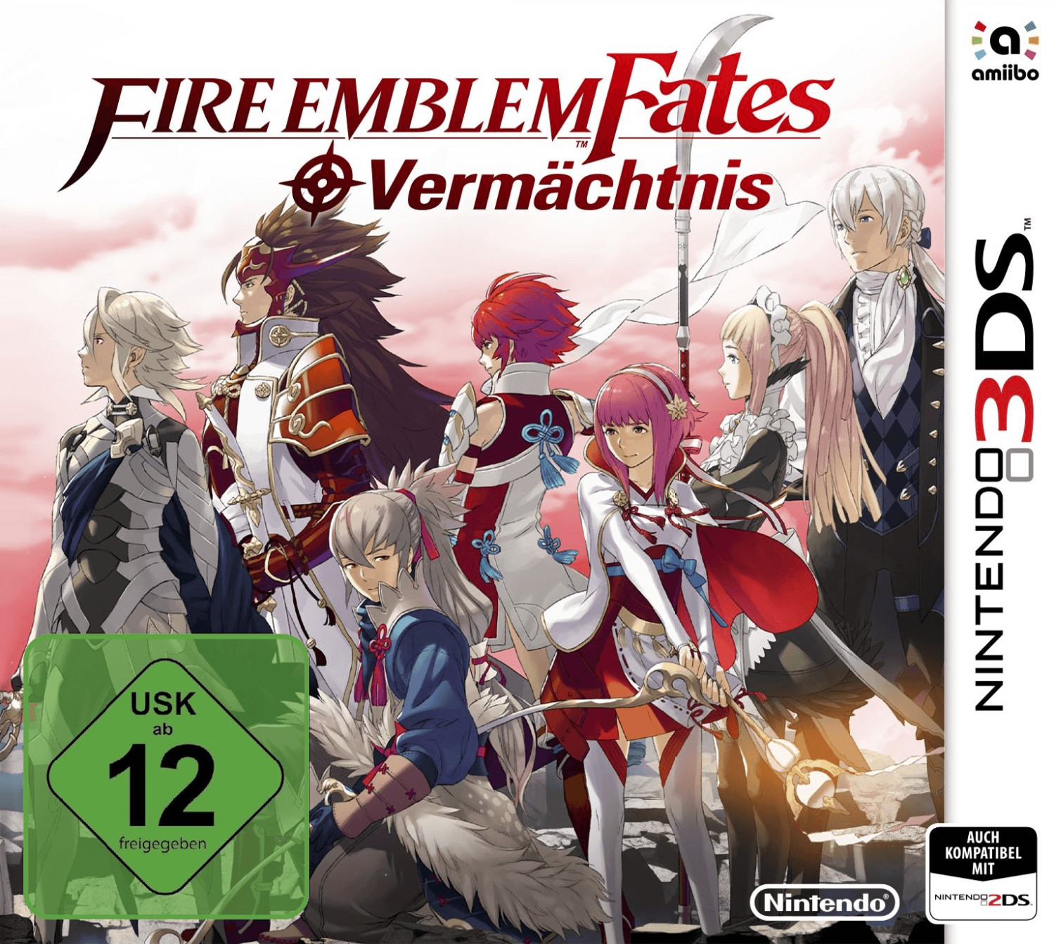 Fire Emblem: Fates (3DS)