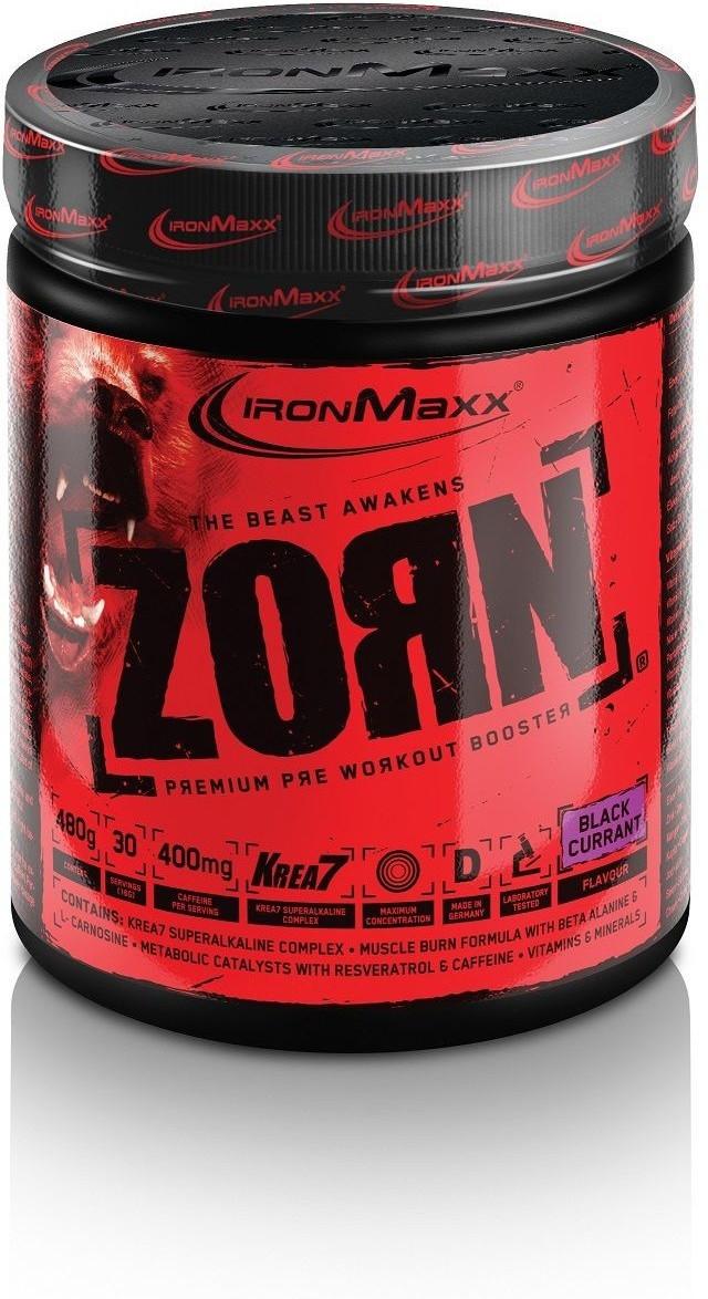 IronMaxx Zorn 480g Mango