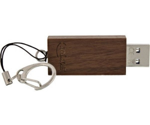 InLine Woodline Walnuss USB 3.0 8GB