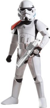 Image of Rubie's Super Deluxe Stormtrooper (620275)