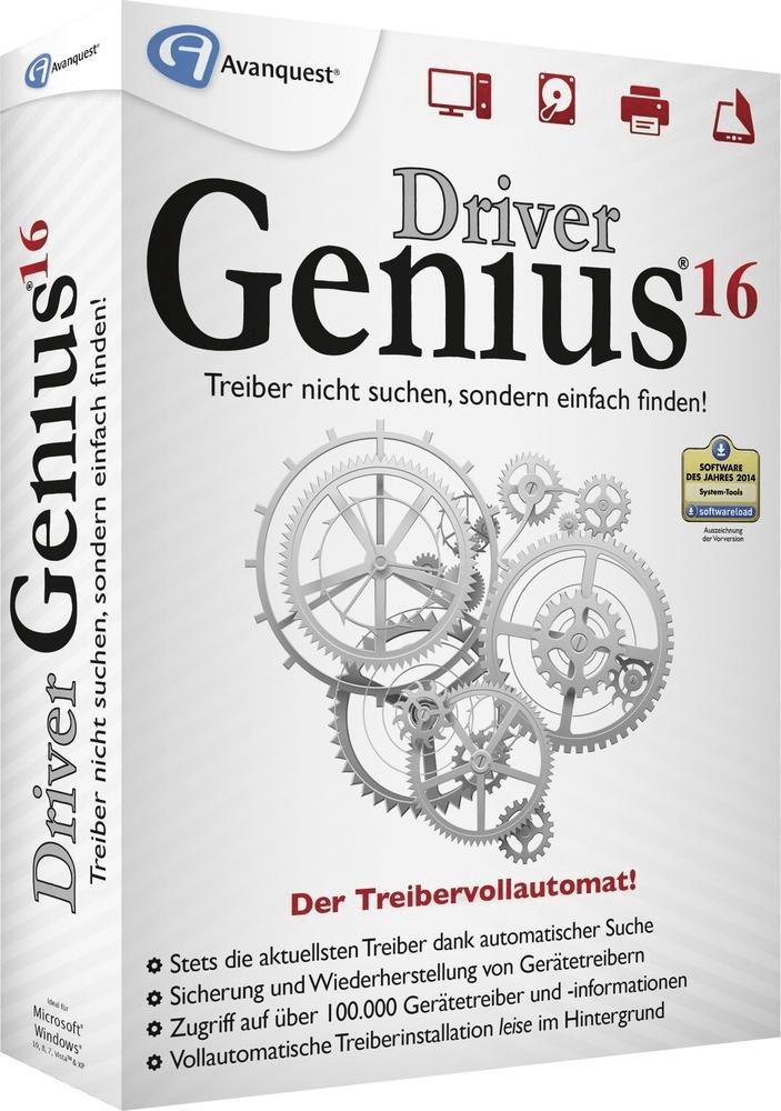 Image of Avanquest Driver Genius 16