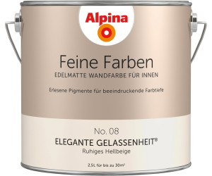 Alpina Elegante Gelassenheit 25 L Ab 2826 Preisvergleich Bei