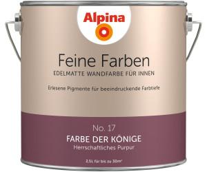 Alpina Feine Farben Farbe Der Könige 2,5 L