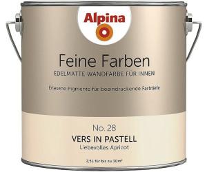 Alpina Feine Farben Vers In Pastell 2,5 L
