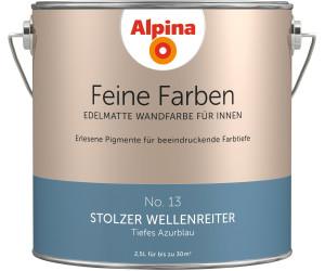 alpina feine farben ab 26 52 preisvergleich bei. Black Bedroom Furniture Sets. Home Design Ideas
