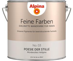 Alpina Feine Farben Ab 19,88 U20ac | Preisvergleich Bei Idealo.de