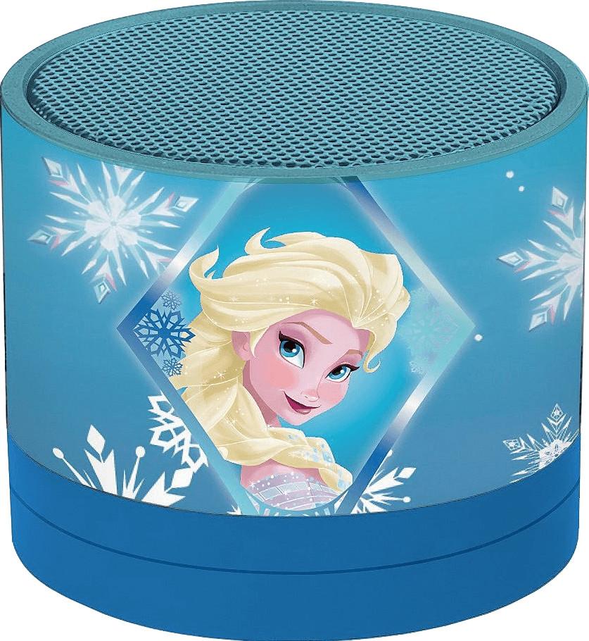 Image of Lexibook Diesney Frozen Mini Bluetooth Speaker