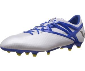 31dfcbc3a6ed Buy Adidas Messi 15.1 FG AG Men white prime blue core black from ...