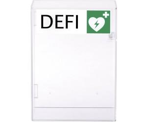 MedX5 Plexiglaswandkasten mit Alarm
