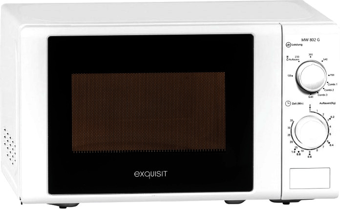Exquisit MW 802 G weiß