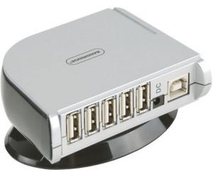 Image of Bandridge 7 Port USB 2.0 Hub (BCP4107EC)