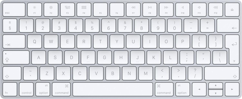 Apple Magic Keyboard (International)