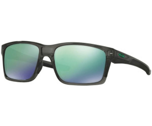 c979ddc70a Buy Oakley Mainlink OO9264-04 (grey smoke jade iridium) from £93.95 ...