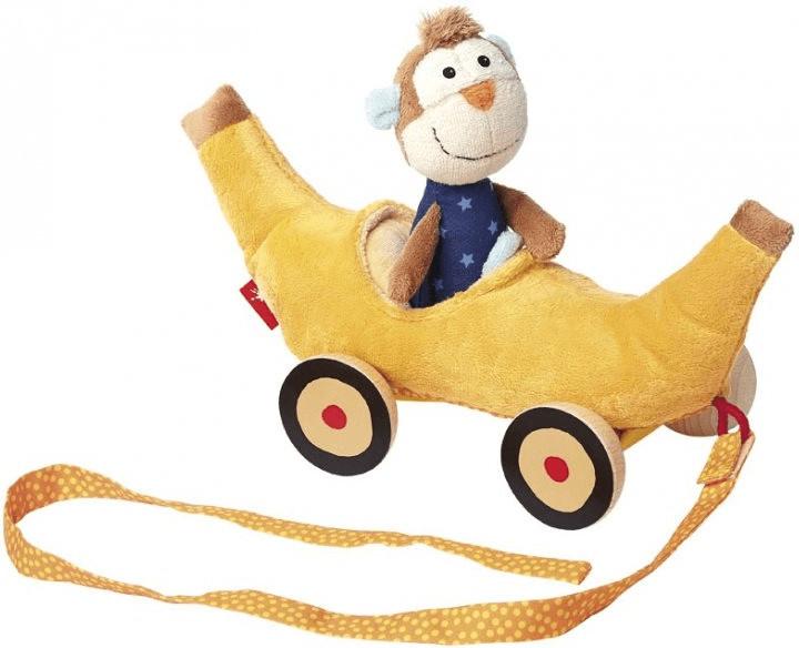 Sigikid Bananenmobil mit Affe