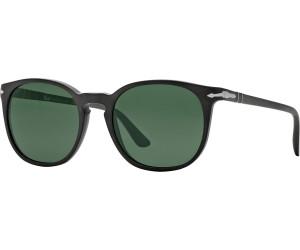 Persol PO3007S Sonnenbrille Schwarz 900058 53mm ybPeqdTpCI