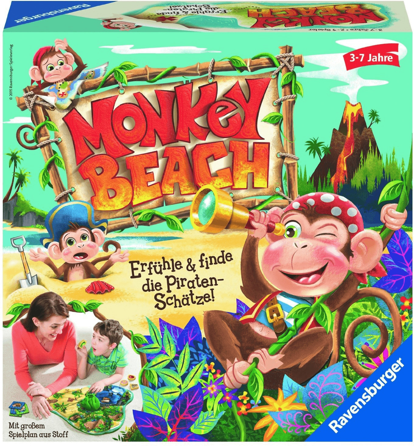 Ravensburger Monkey Beach