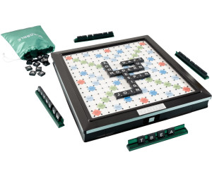 buy scrabble deluxe from compare prices on. Black Bedroom Furniture Sets. Home Design Ideas