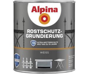 Alpina Rostschutz Grundierung weiss 2 L