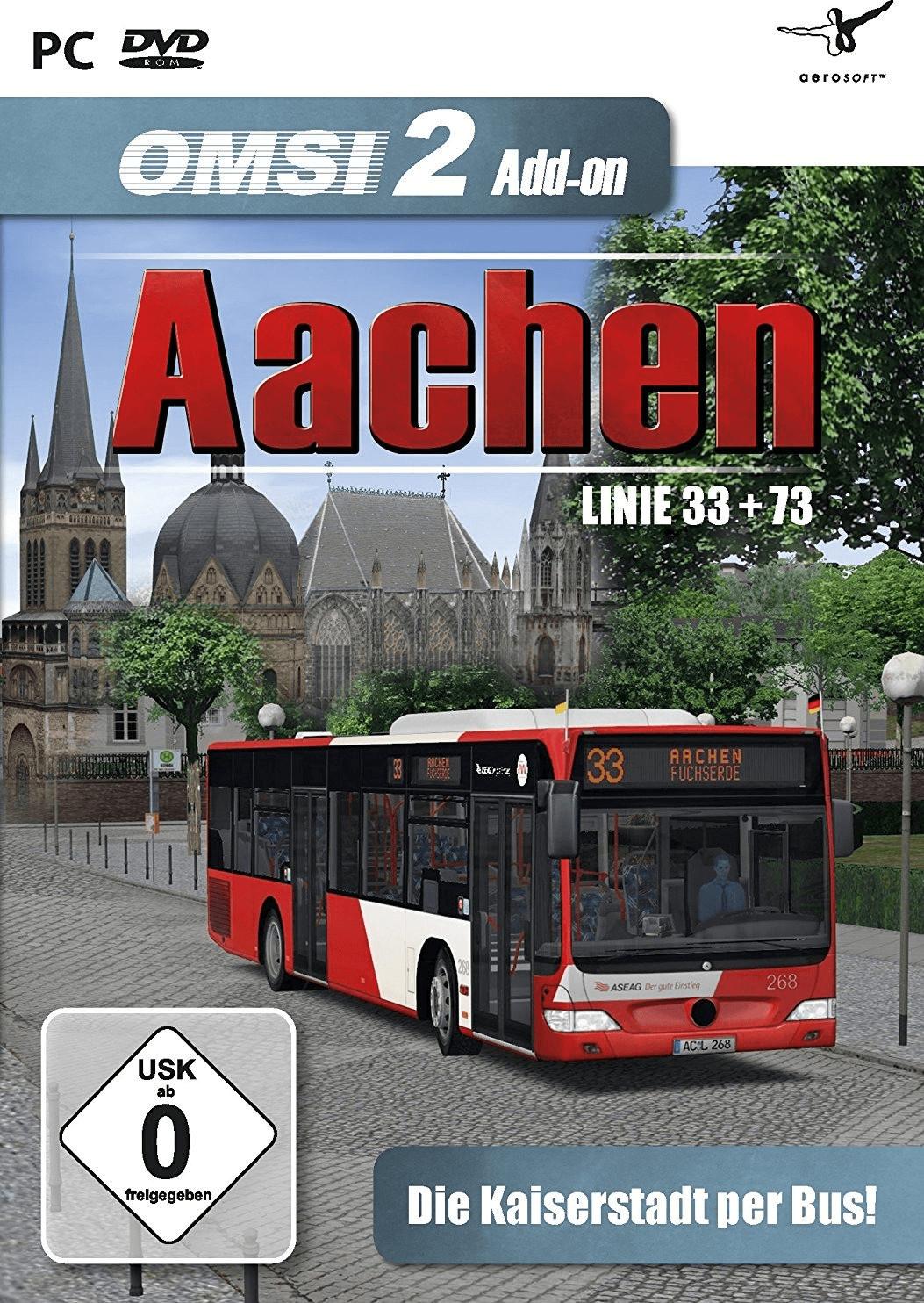 OMSI 2: Aachen (Add-On) (PC)