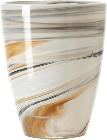 Leonardo Windlicht Alabastro beige (31123)