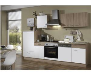 Menke Küchenzeile Sonja 270cm ab 789,00 € | Preisvergleich ...