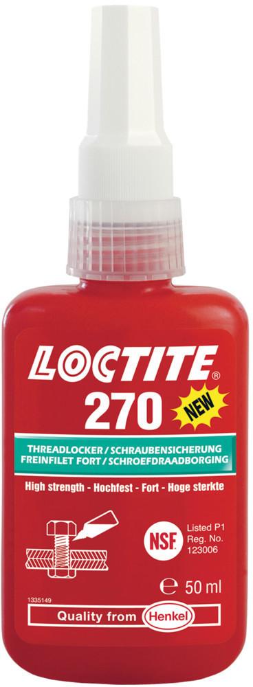 Loctite 270 hochfest 50 ml
