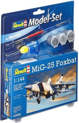 Revell Model Set MiG-25 Foxbat (63969)